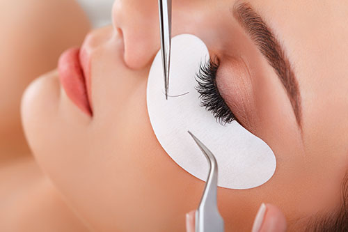 Formation en extensions de cils | Eyelash extension training program